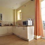 Jasmin Balcony and kitchen