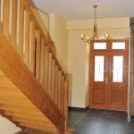 escalier  - entrance